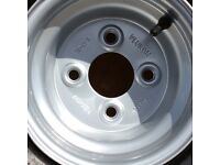 Atv equipment wheel assemblies £48.50+vat