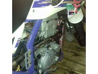 KLX 250 Road Legal Bike MOTed