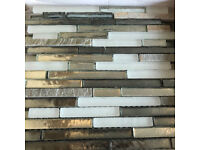 Porcelanosa L'antic Colonial Treasures Mist Shannan Strip Wall Tiles
