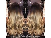 New Hair extensions boutique