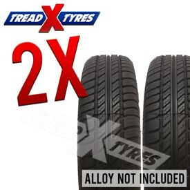 2x 175/70R14 Kingpin Pacer Tyres Fitting is Available Two 175 70 14 Tyres x2