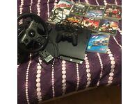 PS3+9 games