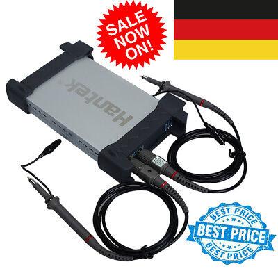 Hantek 6022BE USB Digital Oszilloskop 2Kanal 20MHz Storage Oscilloscope 2CH 48MS