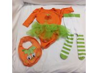 Baby Girl Clothes – 0-3 months – Hallowe'en Outfit