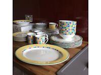 Villeroy & Boch Twist Alea Limone Dining Range