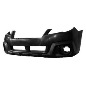 New Painted 2013 2014 Subaru Outback Front bumper