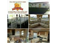 8berth caravan to rent