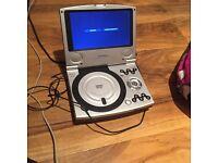 Prism portable DVD player