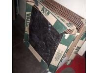 Black Marble tiles 16 total