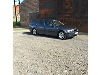 52 plate bmw E46 318 touring facelift model may px
