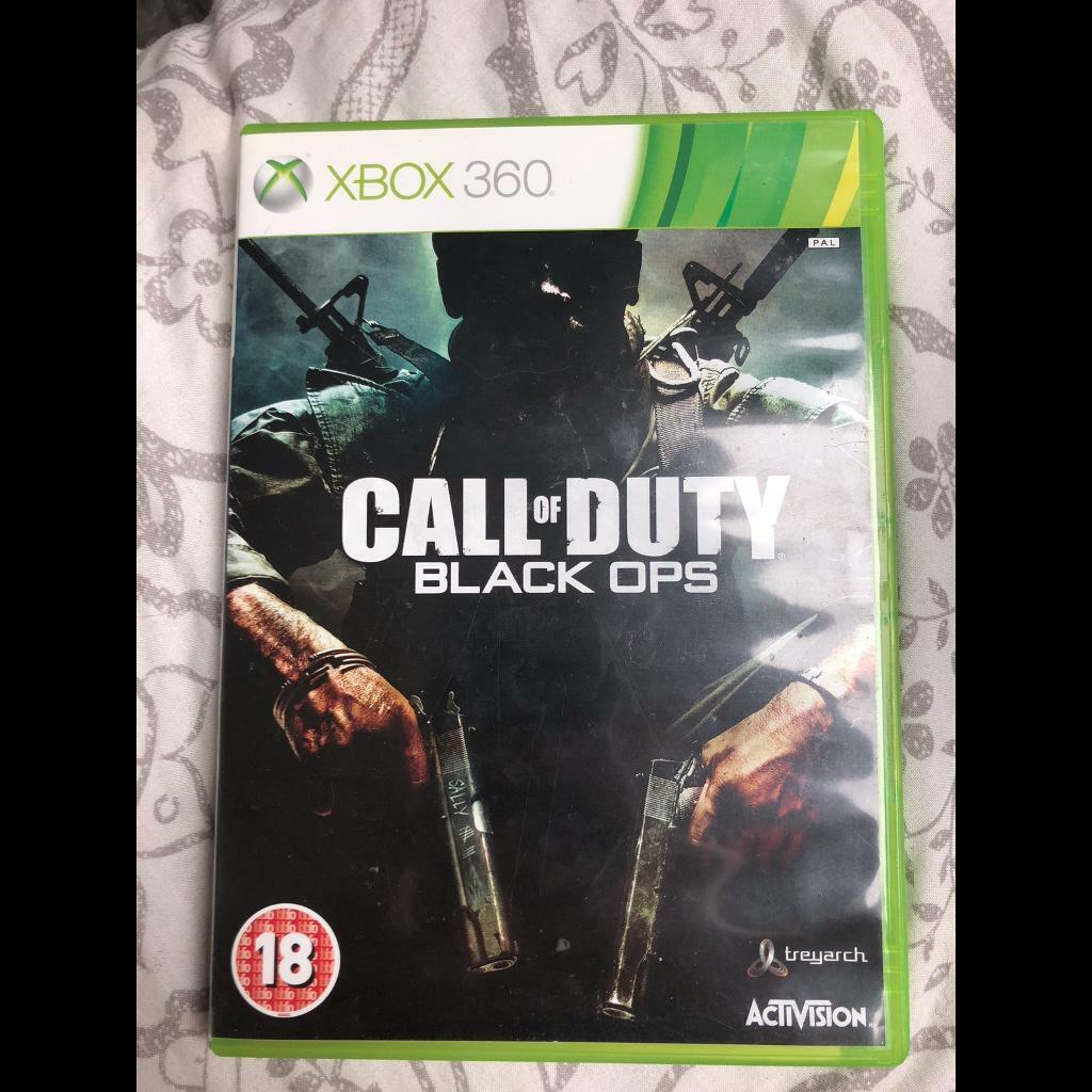 Xbox 360/One Call of Duty Black Ops 2 game   in Headingley, West Yorkshire    Gumtree