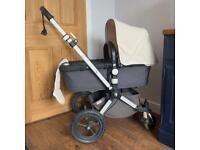 Bugaboo cameleon pram stroller pushchair pram buggy bassinet baby newborn