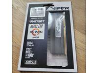 Viper DDR 8GB Memory Kit 2x4GB 3000MHz Brand new