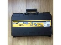 Brand New DeWalt DCS380M2 18V XR Reciprocating Sabre Saw - 2 x 4.0Ah Li-ion and Charger