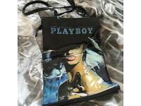 New playboy bag