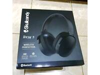 Skullcandy Hesh 3 Wireless Over Ear Headphones... New!