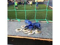 Looking for five a side football players
