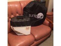 Crazy Angel Spray Tanning kit plus Tent
