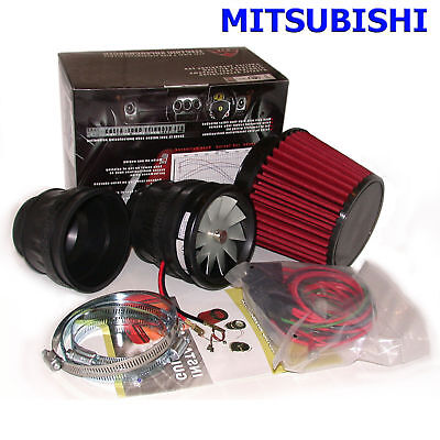 Air Induction Electric Boost Intake Better Speed Acceleration for Mitsubishi