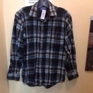Pendleton 100% Wool Fitted Trail Shirt (1DVDPW)