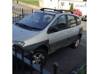 Renault scenic rx4 4x4 1.9tdi .towbar 2sun roofs ,very clean car for age ,new turbo ,prop shaft .