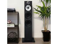 B&W 603 floor-standing speakers - Bowers and Wilkins