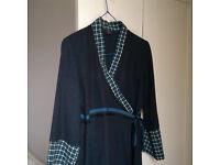 French designer light woolen coat