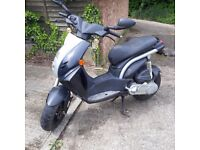 Peugeot Ludix Blaster 50cc scooter moped 2005