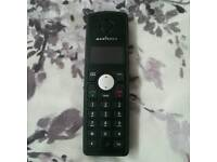 Magicbox digital cordless phones with answering machine.
