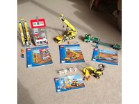 Lego City Construction Set. 7633