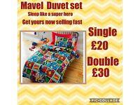 Marvel Duvet set