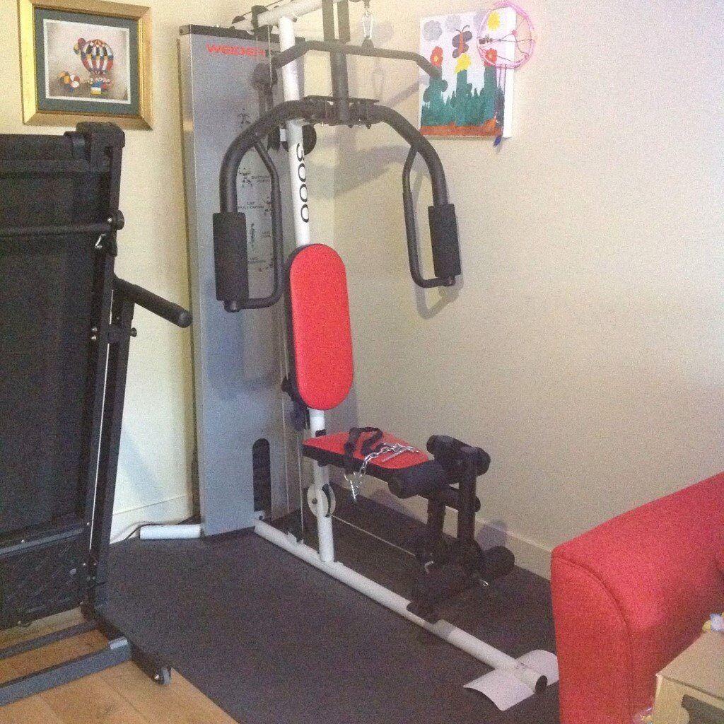 Weider Pro 3000 Multi Gym In Kirkcaldy Fife Gumtree