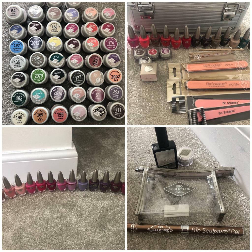 Bio sculpture gel nail bundle | in Romiley, Manchester | Gumtree