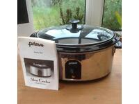 Slow cooker - Prima - £10