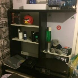 Computer/ gaming chair, desk & printer £150ono