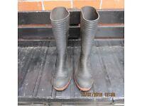 Dunlop Industrial Wellies