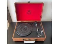 GPO Attachment Case Speaker Case Record Player/