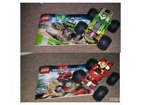 Lego Racers sets