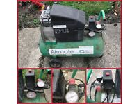 Airmate Nimbus Tornado 21025 - 25 Litre Air Compressor