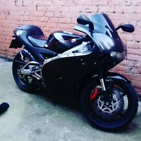 Aprillia rs 125 full speed