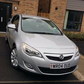 Very low milage ASTRA ELITE 2010 .. TOP OF THE RANGE