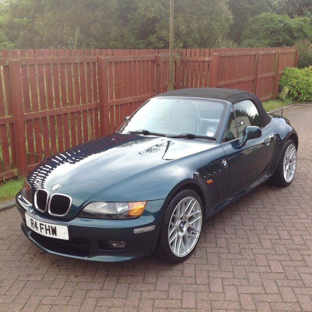BMW Z3 2.8I Z3 Roadster 1998 193 bhp | in Penicuik ...