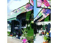 Flower Shop Business for sale,