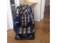 Baby's Car Seat. MEGGY Make, Tudor Industrial Estate Birmingham