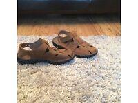 Sandals mens . Clarke