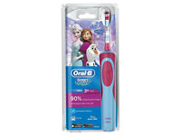 Oral-B Stages Power Kids Electric Toothbrush - Frozen. Brand New, Packaged, Perfect Present!