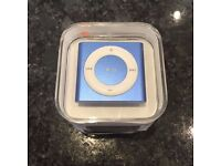 BRAND NEW BOXED - APPLE IPOD SHUFFLE 2GB 4TH GEN - Collect or can post