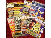 Sega dreamcast magazine bundle