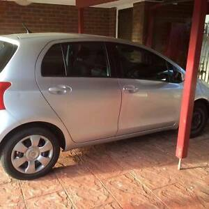 2007 Toyota Yaris Hatchback Roxburgh Park Hume Area Preview