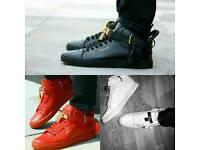 Luxury sneakers. Not balenciaga Christian Louboutin Giuseppe zanotti design margeila